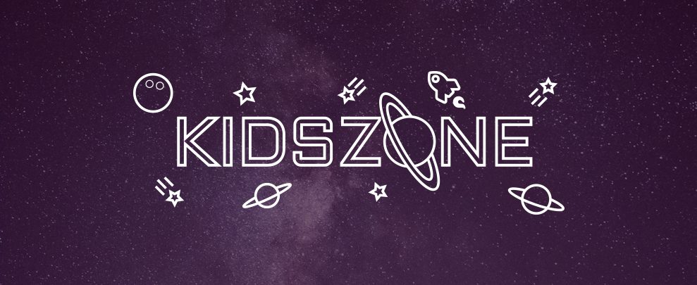 Kidszone graphic for Laughon All Saints Primary School